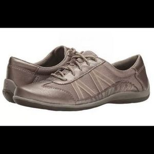Naturalizer DEFOE Sneaker Nickel Alloy Metallic 🌟